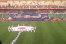 Indian Super League: Grand opening Ceremony sets the tone for Season 2