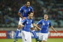 Italy win to seal their place in Euro finals
