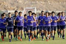 Japan under pressure in Asian World Cup qualification
