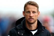 Jenson Button Voices Concern About pit Incident