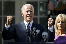 Biden criticises 'failure to condemn' Palestinian attacks