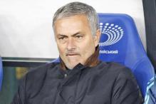 Champions League: Chelsea coach Jose Mourinho calls referee weak, naive