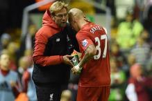Liverpool must overcome fear factor: Jurgen Klopp