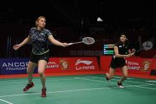 Jwala Gutta-Ashwini Ponnappa drop a place to World No.12