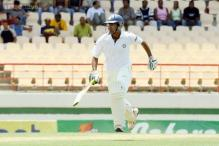 Ranji Trophy, Group B: Bhui, Kaif hit half-centuries; Tamil Nadu all out for 125