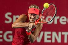 Angelique Kerber beats Samantha Stosur in Hong Kong Open semi-finals