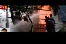 Power sub-station in Kolkata catches fire