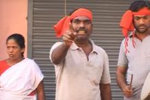 Ultra Left singer held for sedition in Tamil Nadu