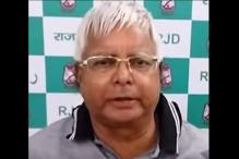 Watch: Lalu Yadav debuts on Dubsmash, mimics Narendra Modi, reminds him of his Lok Sabha poll promise