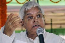 Lalu Prasad scores double century of addressing poll rallies in Bihar