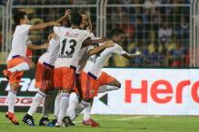 ISL: FC Pune City play a 1-1 draw against FC Goa to stay top of the table