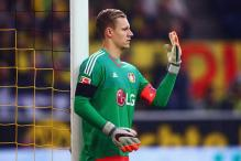 Germany call up Bayer Leverkusen keeper for Euro 2016 qualifiers