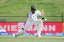 1st Test: Shoaib Malik's double ton puts Pakistan in control on Day 2