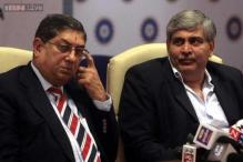 BCCI will not work with vindictive attitude, says Shashank Manohar on Srinivasan