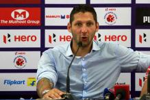 Proud of my team's performance, says Chennaiyin FC coach Marco Materazzi