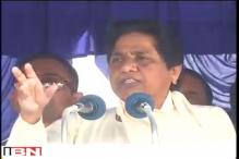 Muzaffarnagar riots panel report an eyewash: Mayawati