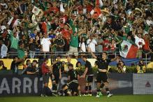 Mexico down USA 3-2 to for Confederations Cup spot
