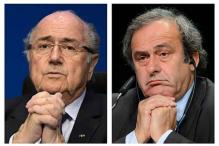 Blatter, Platini lose appeals against provisional FIFA bans