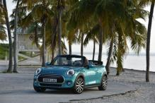 BMW launches all-new Mini Convertible in India at Rs 34.90 lakh