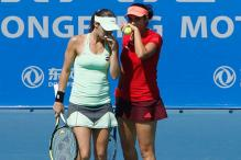 Sania Mirza-Martina Hingis' 41-match winning streak halted at Qatar Open
