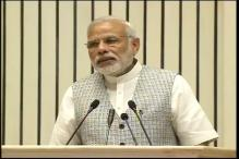 Rendering free legal aid to poor should be a criterion in selection of judges: PM Modi