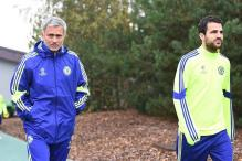 Jose Mourinho is the best manager for Chelsea, says Cesc Fabregas