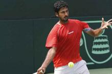 Air Asia Open: Saketh Myneni loses singles semis but wins doubles title with Sanam Singh