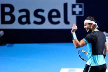 Roger Federer reaches Basel semis, Rafael Nadal also through