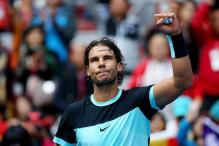 Rafael Nadal beats Fabio Fognini to reach final of China Open