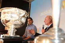 Rafael Nadal, Rod Laver appear in Australian Open's international launch