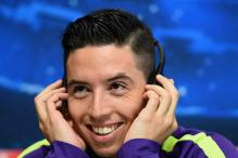 Samir Nasri eyeing Major League Soccer after he leaves Manchester City