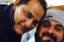 """My brother is inside,"" Azharuddin tells hospital while visiting Navjot Singh Sidhu"