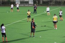 Coach Neil Hawgood rejoins India women's hockey team