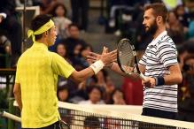 Benoit Paire upsets Kei Nishikori, faces Stan Wawrinka in Japan Open final