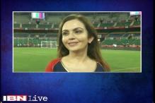 Really looking forward to kickstart ISL season 2, says Nita Ambani