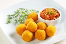Recipe: Broccoli and cheese nuggets