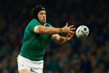 Ireland's Sean O'Brien, 2 Scots banned for Rugby World Cup quarter-finals