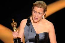 Kate Winslet keeps her Oscar in bathroom