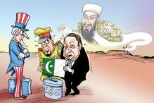 Cartoon of the day: Osama Bin laden expose embarrasses Pakistan