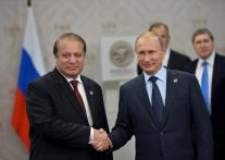 Pakistan, Russia sign 1,100-km gas pipeline agreement