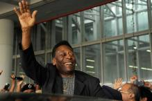 Don't intend to be FIFA president: Pele