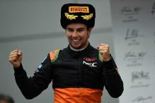 Force India's Sergio Perez eyes podium finish at Mexican GP