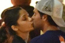 Freida Pinto spotted kissing new polo player boyfriend