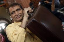 Suresh Prabhu to present his second rail budget today, special trains with higher fares likely