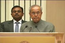 Awards are recognition of merit, should be cherished: President Pranab Mukherjee