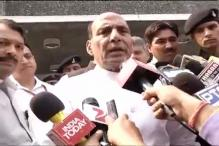 News of intolerance a huge concern, says Rajnath Singh