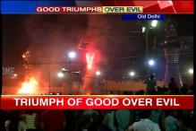 Delhiites celebrate Dussehra with gusto