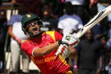 1st ODI: Ervine, Raza take Zimbabwe to a two-wicket win over Ireland
