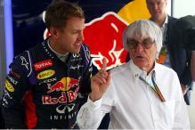 Bernie Ecclestone says Red Bull engine supply is 'sorted'