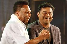 Meeting Pele was a dream come true: A R Rahman